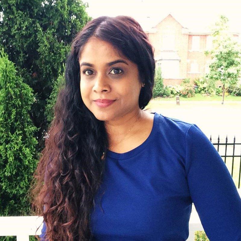Gloria Jeganathan - Property Administrator