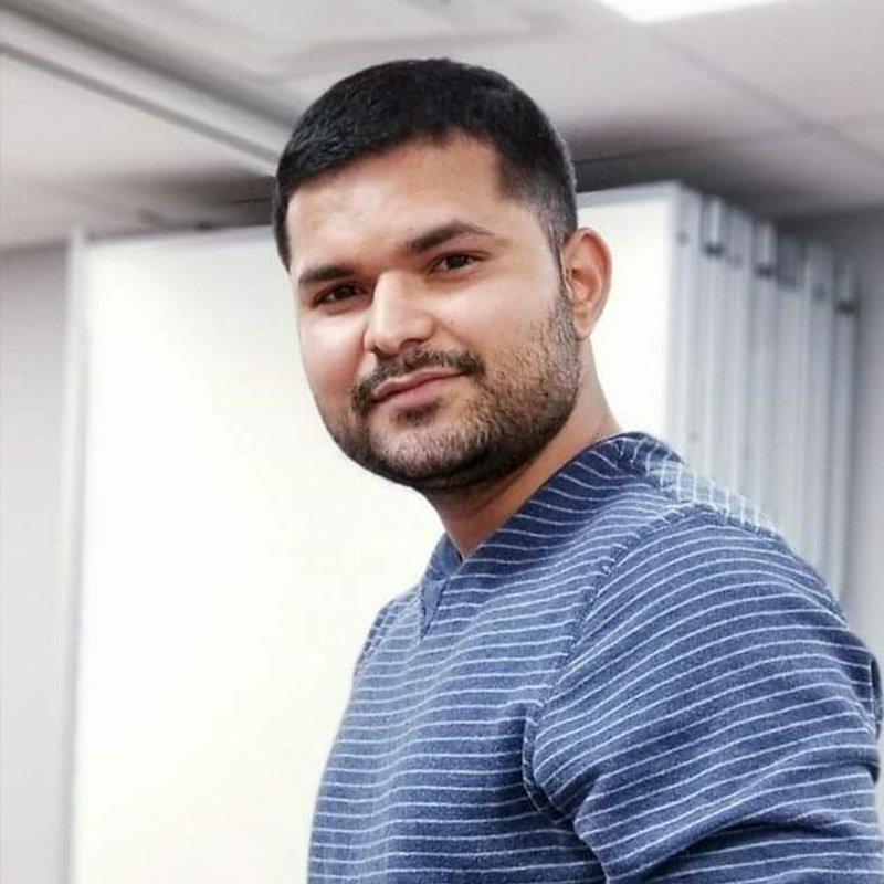 Pavankumar Thamatam - Maintenance Coordinator